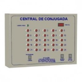 CENTRAL CONJUGADA LUZ/ALARME CCLAMC